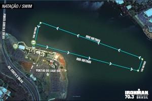 Brasilia 70.3 Swim